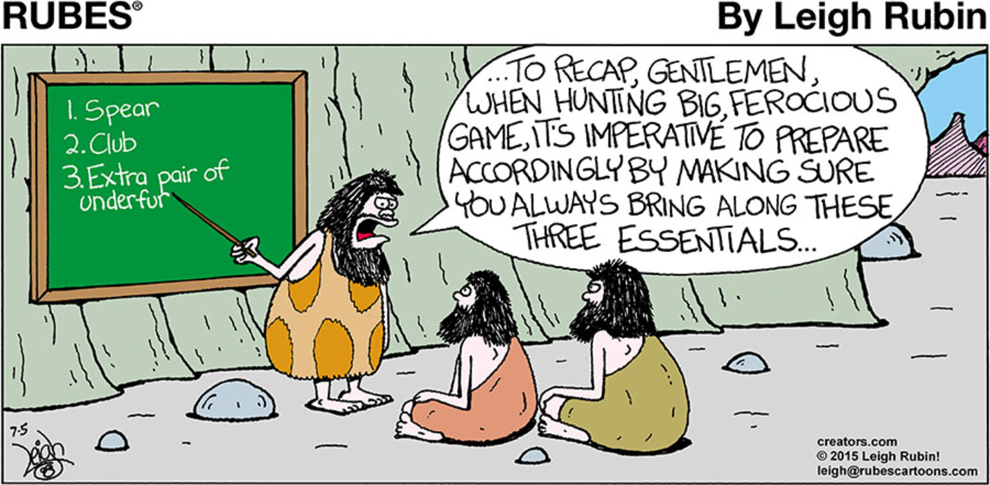 Rubes for Jul 05, 2015