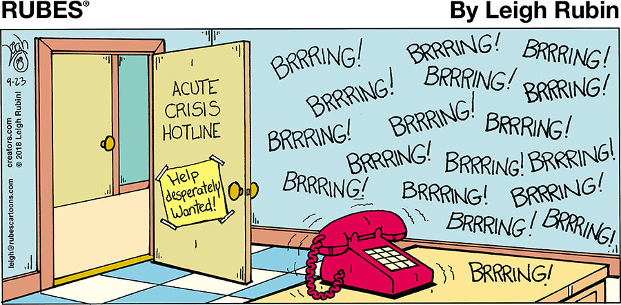Rubes for Sep 23, 2018