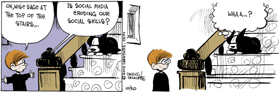 Zack Hill for Oct 30, 2014