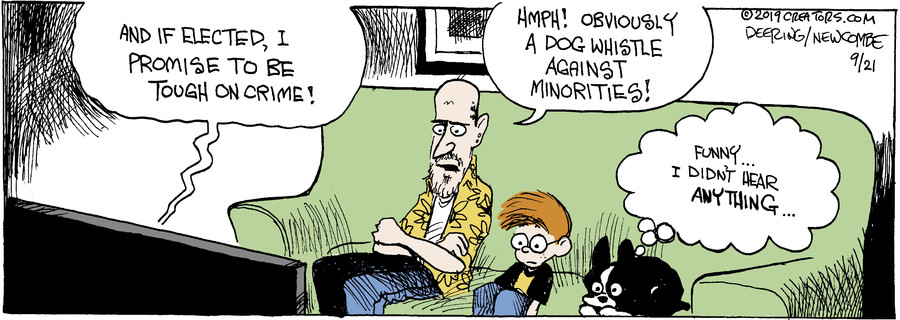 Zack Hill for Sep 21, 2019