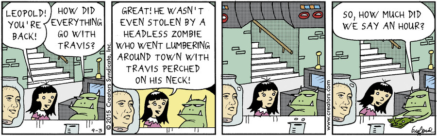 Scary Gary for Sep 03, 2015