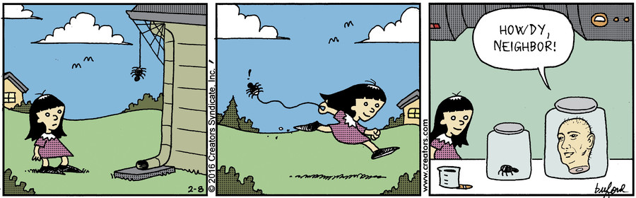 Scary Gary for Feb 08, 2016