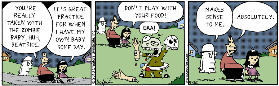 Scary Gary for May 25, 2016