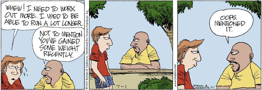 Daddy's Home for Jul 01, 2015