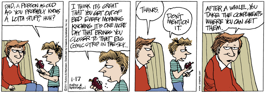 Daddy's Home for Jan 17, 2017
