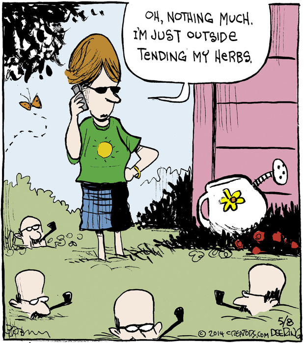 Strange Brew for May 08, 2014