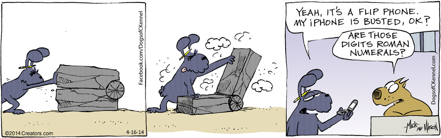 Dogs of C-Kennel for Apr 16, 2014