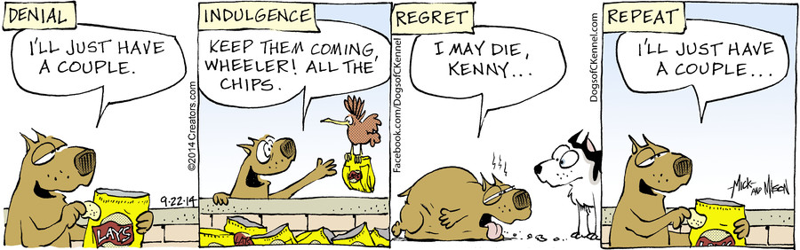 Dogs of C-Kennel for Sep 22, 2014