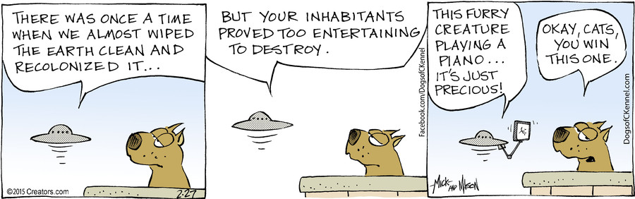 Dogs of C-Kennel for Feb 27, 2015