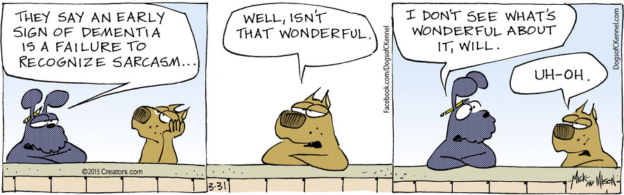 Dogs of C-Kennel for Mar 31, 2015