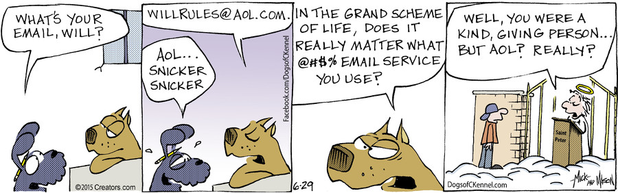 Dogs of C-Kennel for Jun 29, 2015