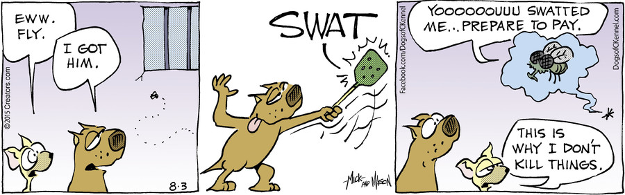 Dogs of C-Kennel for Aug 03, 2015