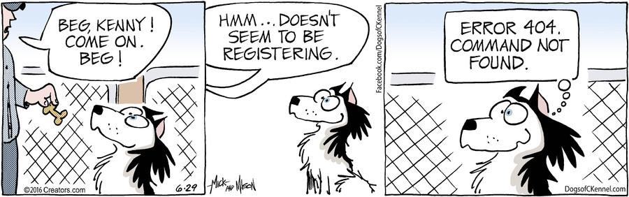 Dogs of C-Kennel for Jun 29, 2016