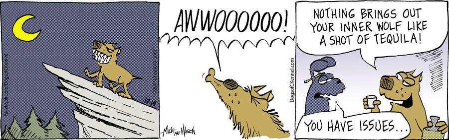 Dogs of C-Kennel for Dec 14, 2019