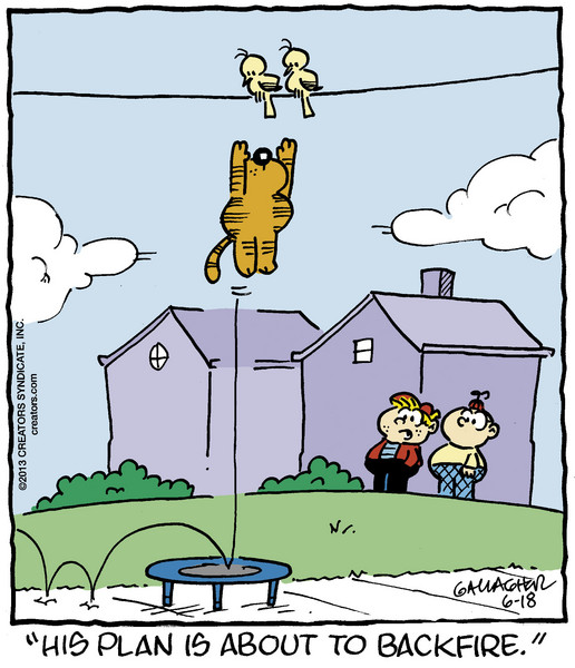 Heathcliff for June 18, 2013