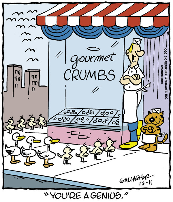Heathcliff for Dec 11, 2013