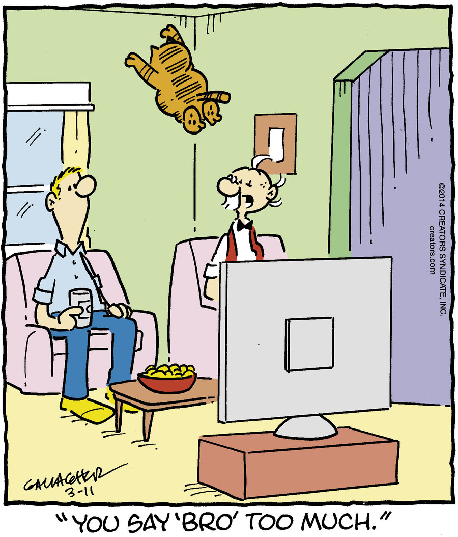 Heathcliff for Mar 11, 2014