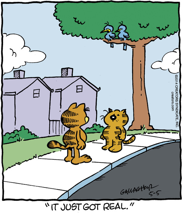 Heathcliff for May 05, 2014
