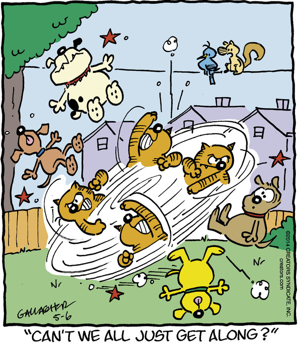 Heathcliff for May 06, 2014