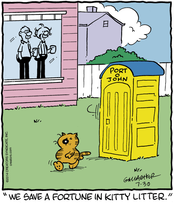 Heathcliff for Jul 30, 2014