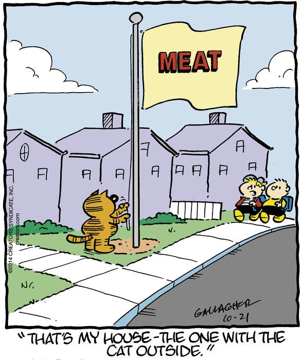 Heathcliff for Oct 21, 2014