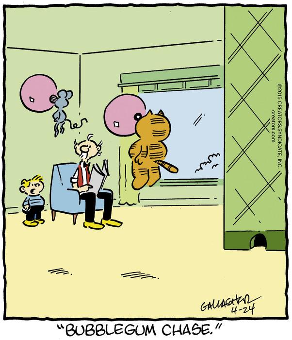 Heathcliff for Apr 24, 2015
