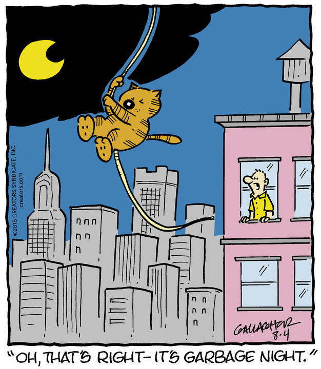 Heathcliff for Aug 04, 2015