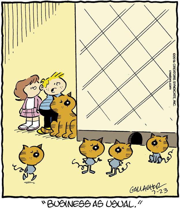 Heathcliff for Jul 23, 2016
