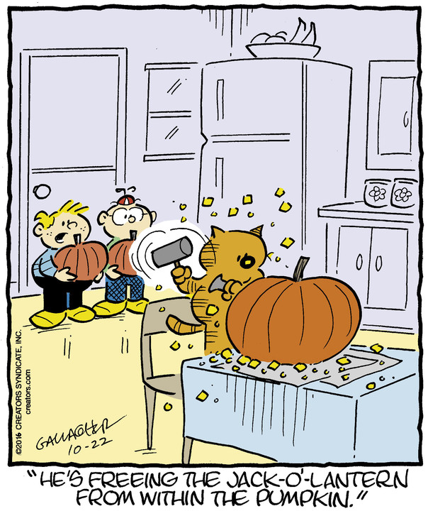 Heathcliff for Oct 22, 2016