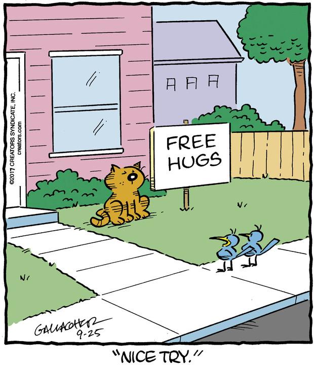 Heathcliff for Sep 25, 2017