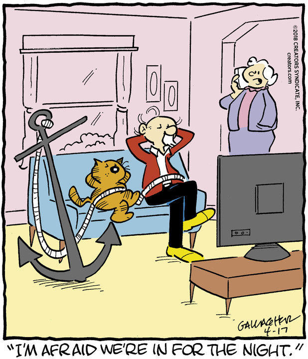 Heathcliff for 04/17/2018