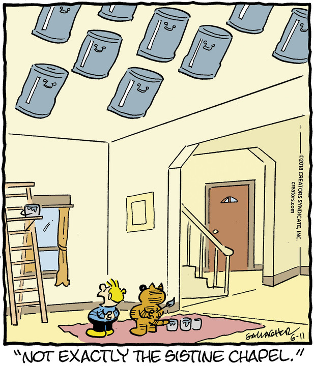 Heathcliff for Jun 11, 2018