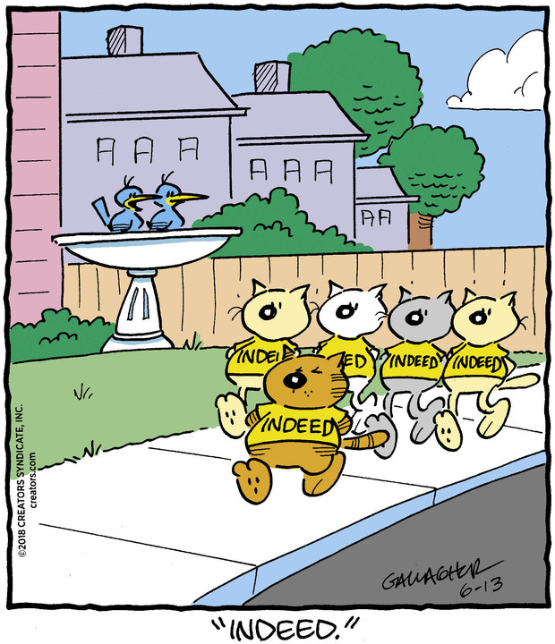 Heathcliff for Jun 13, 2018