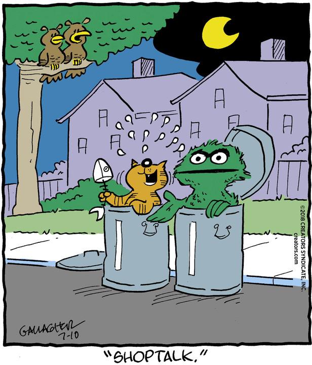 Heathcliff for Jul 10, 2018
