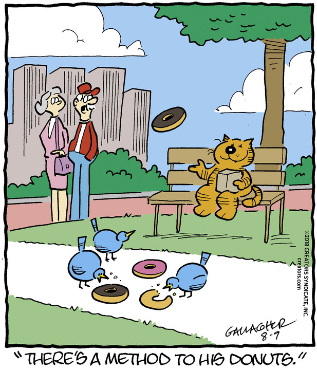 Heathcliff for Aug 09, 2018
