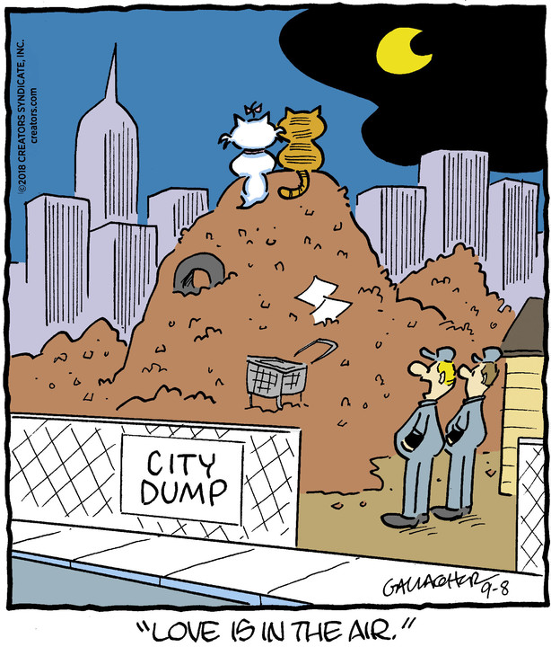 Heathcliff for Sep 08, 2018