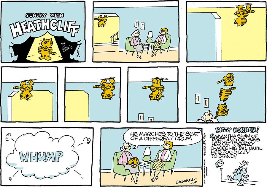 Heathcliff for Sep 09, 2018