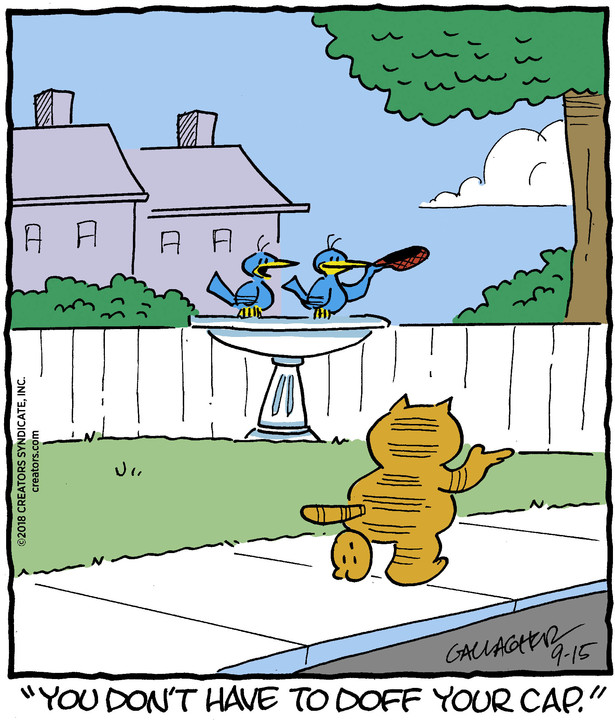 Heathcliff for Sep 15, 2018