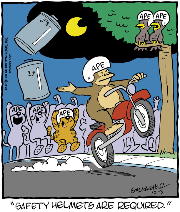 Heathcliff for Dec 03, 2018