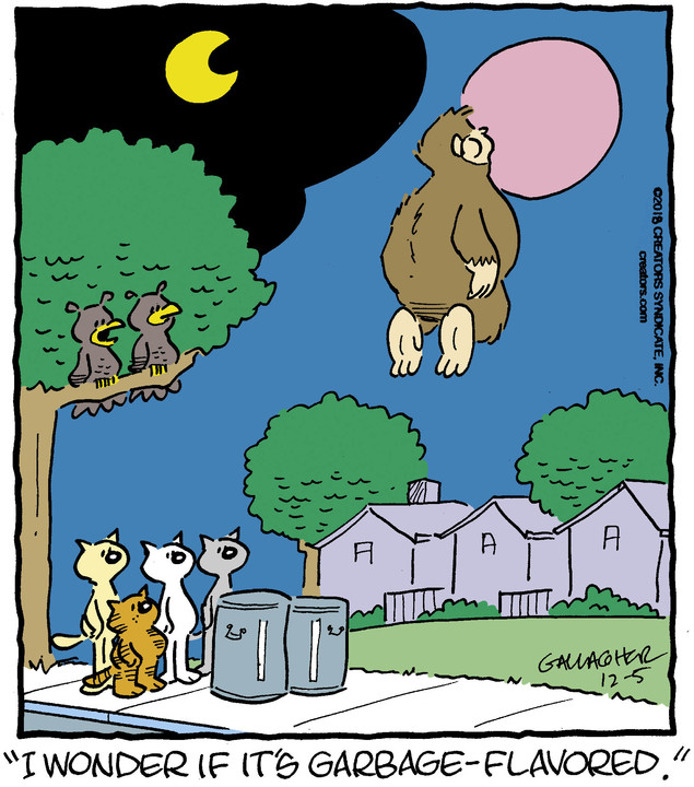 Heathcliff for Dec 05, 2018