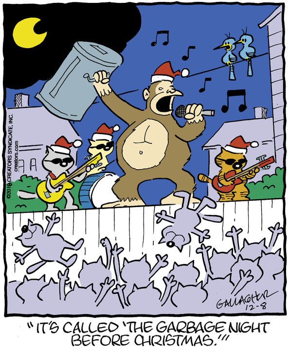 Heathcliff for Dec 08, 2018