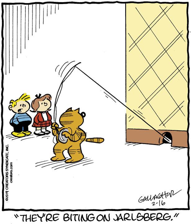 Heathcliff for Feb 16, 2019