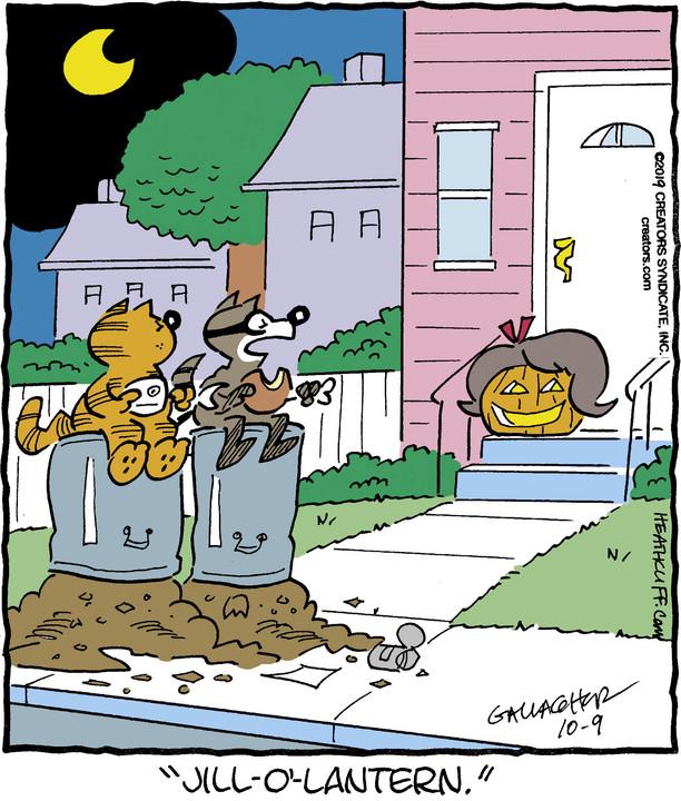 Heathcliff for Oct 09, 2019