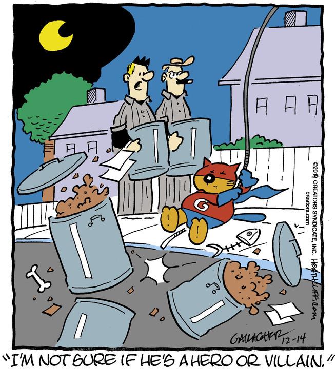 Heathcliff for Dec 14, 2019