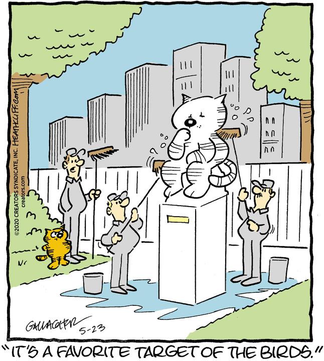 Heathcliff for 05/23/2020
