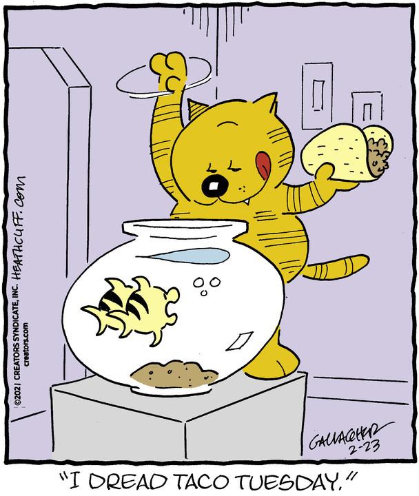 Heathcliff for 02/23/2021