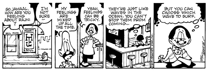 Herb and Jamaal for Oct 31, 2014