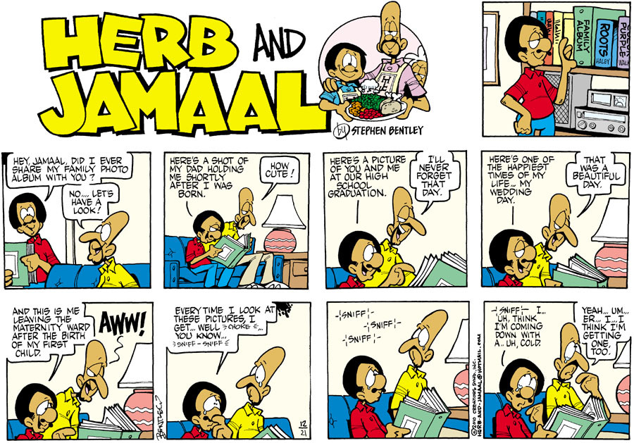 Herb and Jamaal for Dec 21, 2014
