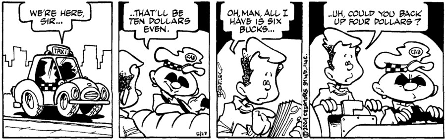 Herb and Jamaal for May 23, 2015