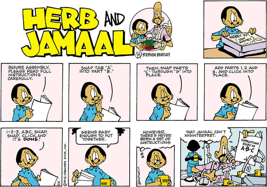 Herb and Jamaal for October 23, 2016